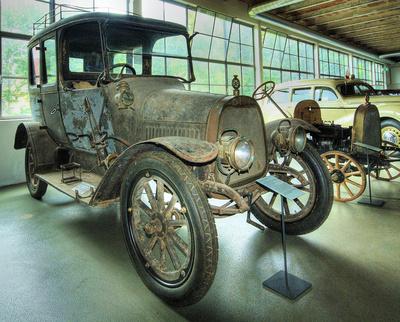 Das Automobil – wer hat's erfunden?