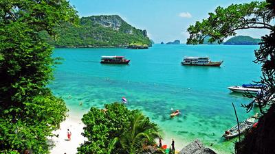 Wellness Urlaub in Thailand