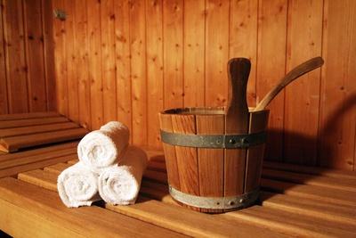 Ein Besuch in der Sauna – gesunde Wellness