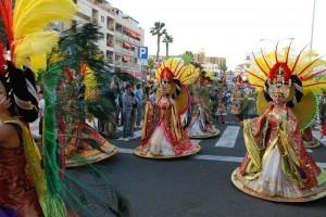 karneval in tenerifa