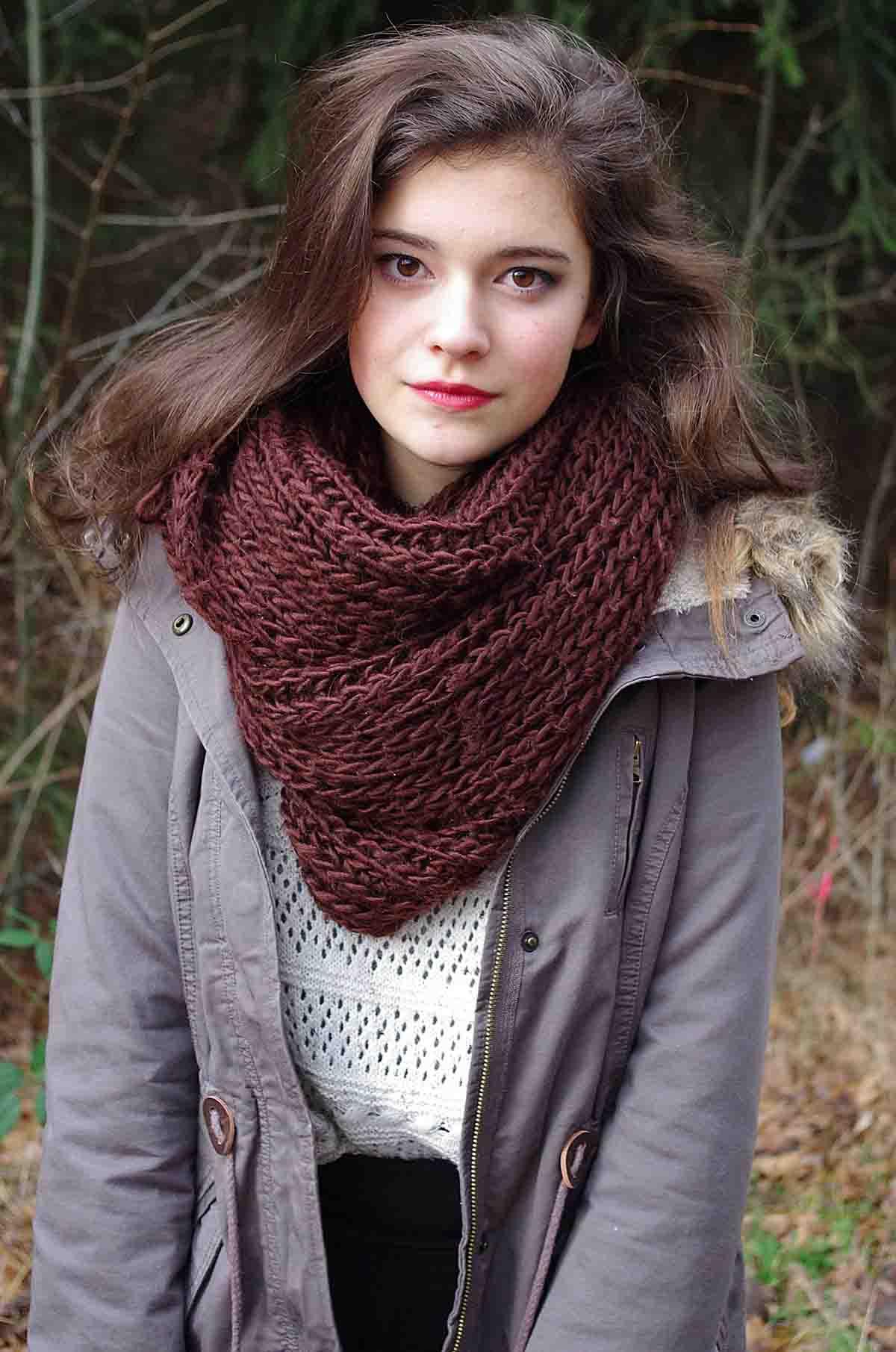 3 Mäntel- Styles für den Winter