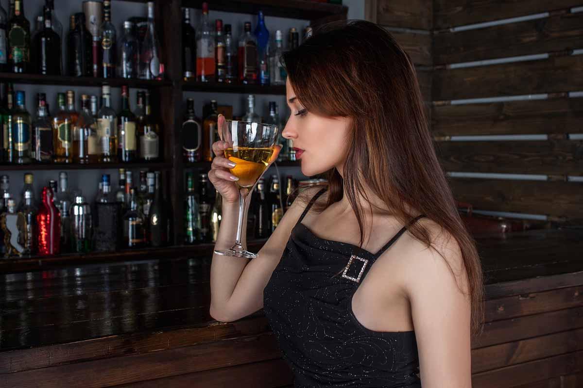 Alkohol Cocktail Getränk