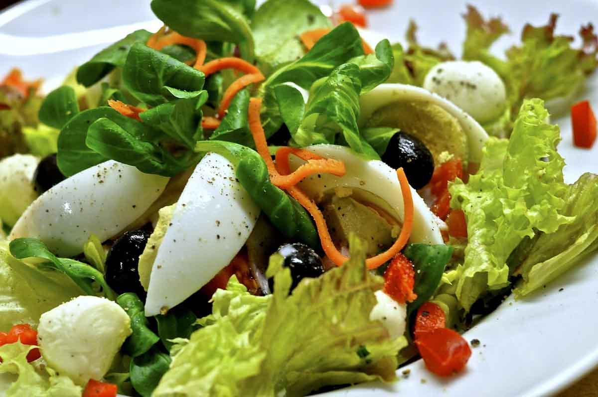 Salat Dressing Eiersalat