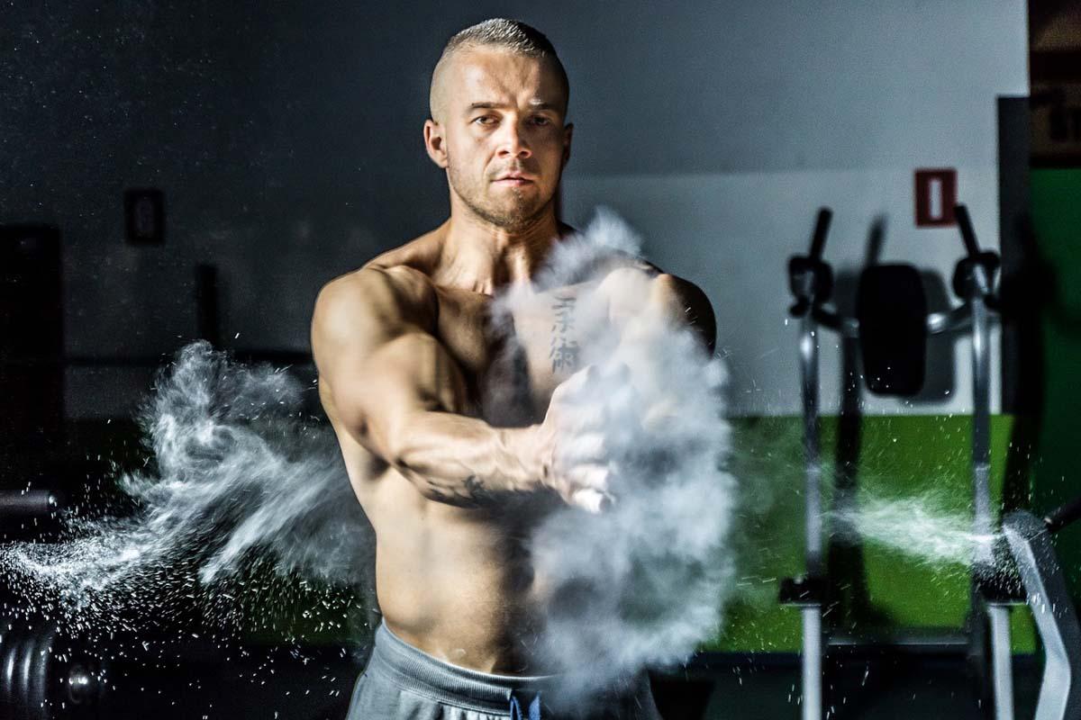 Männersport Mann Sportler