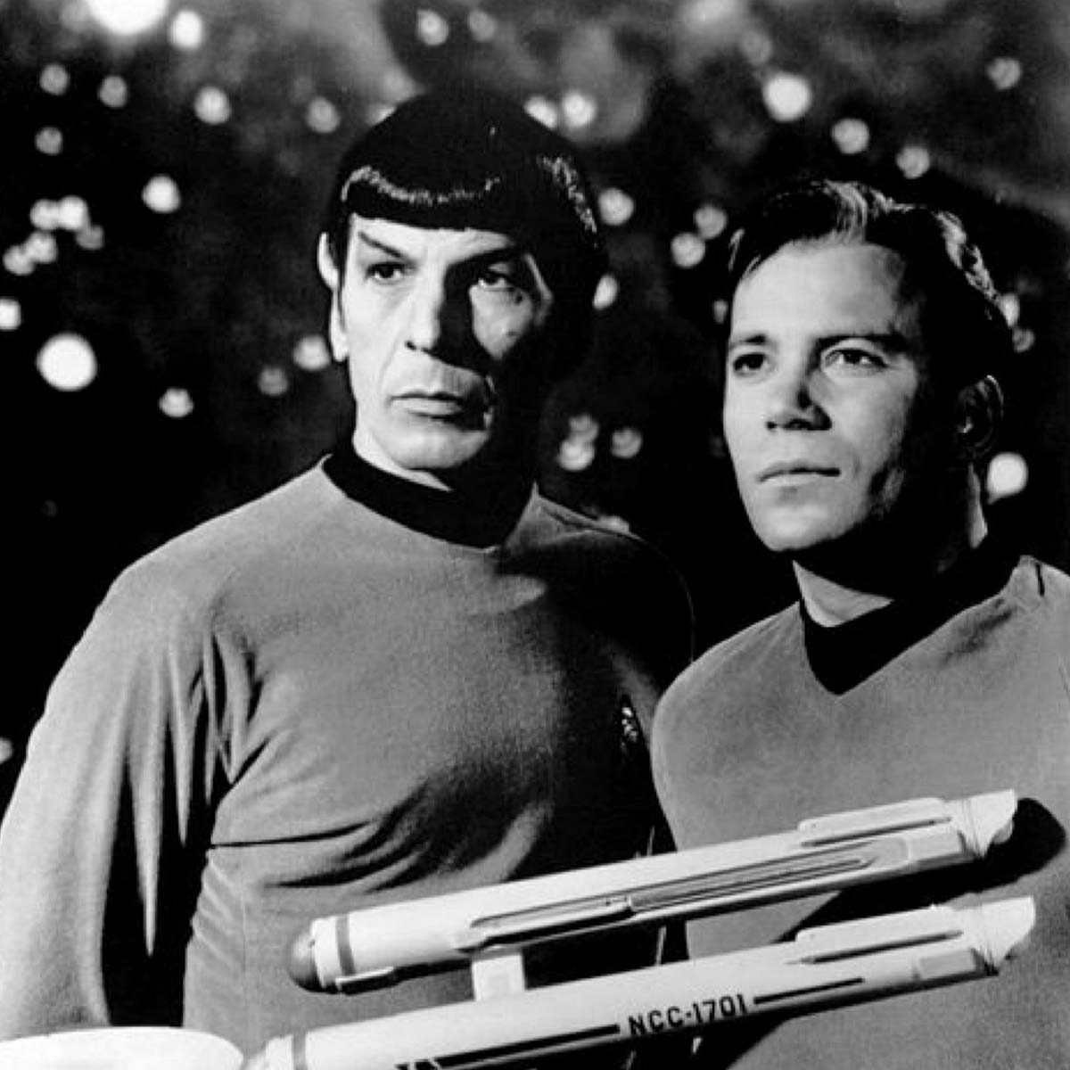 Star Treck Spock