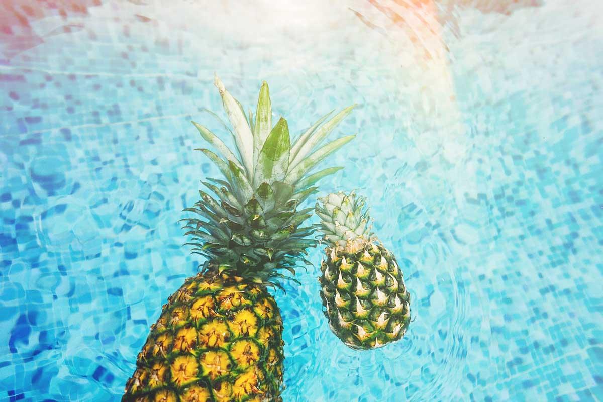 Ananas Pineapple Cocktail