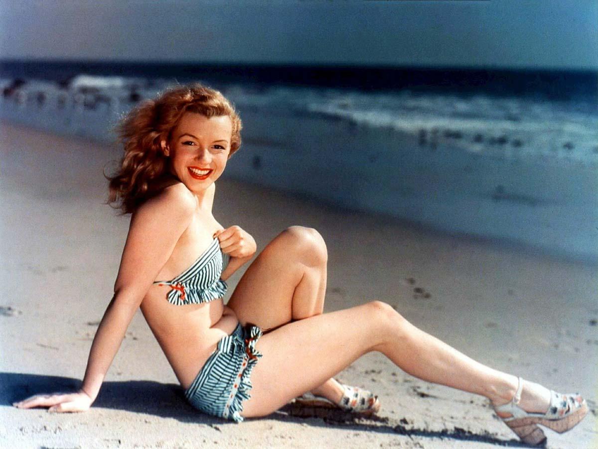 Marilyn Monroe Bikini