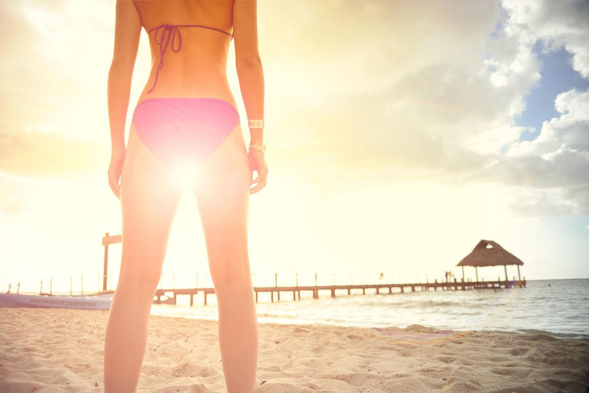 Strand Bikini Meer