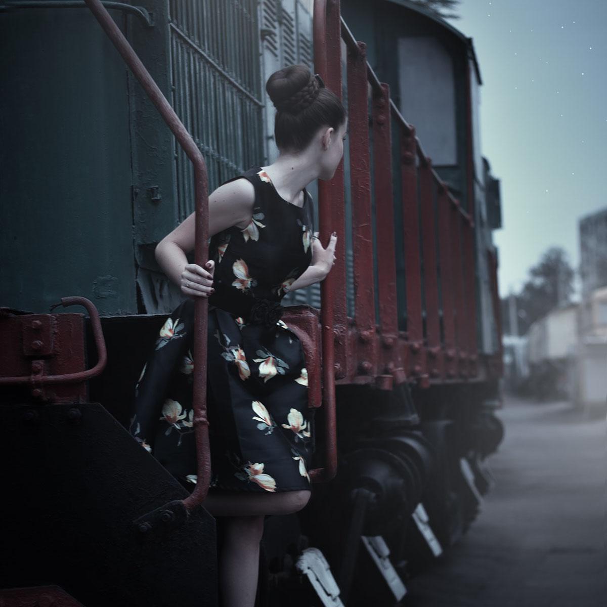 Kleid Cocktailkleid Zug
