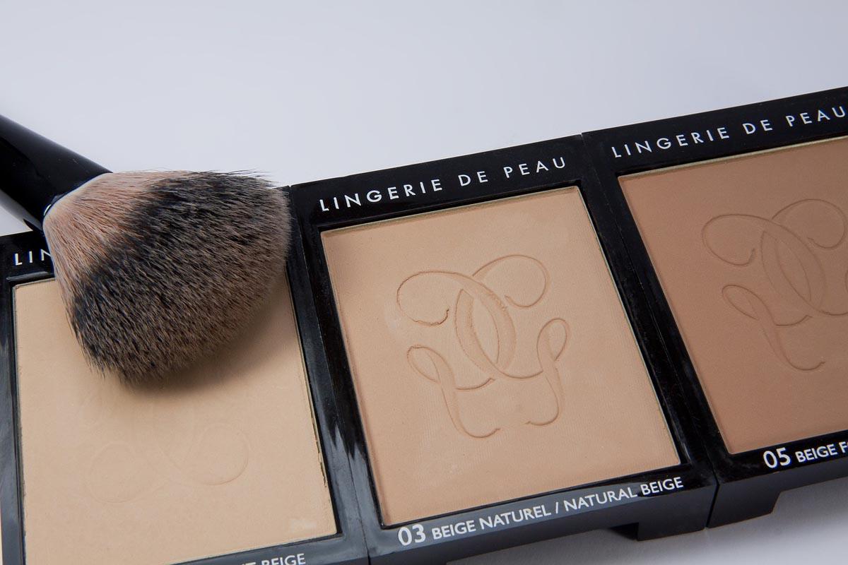 Makeup Puder Pinsel