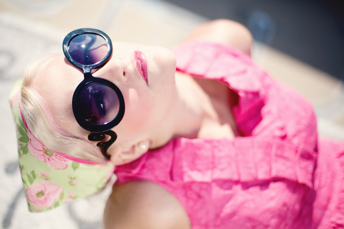 Sonnenbrille Sommerstyle Streetstyle
