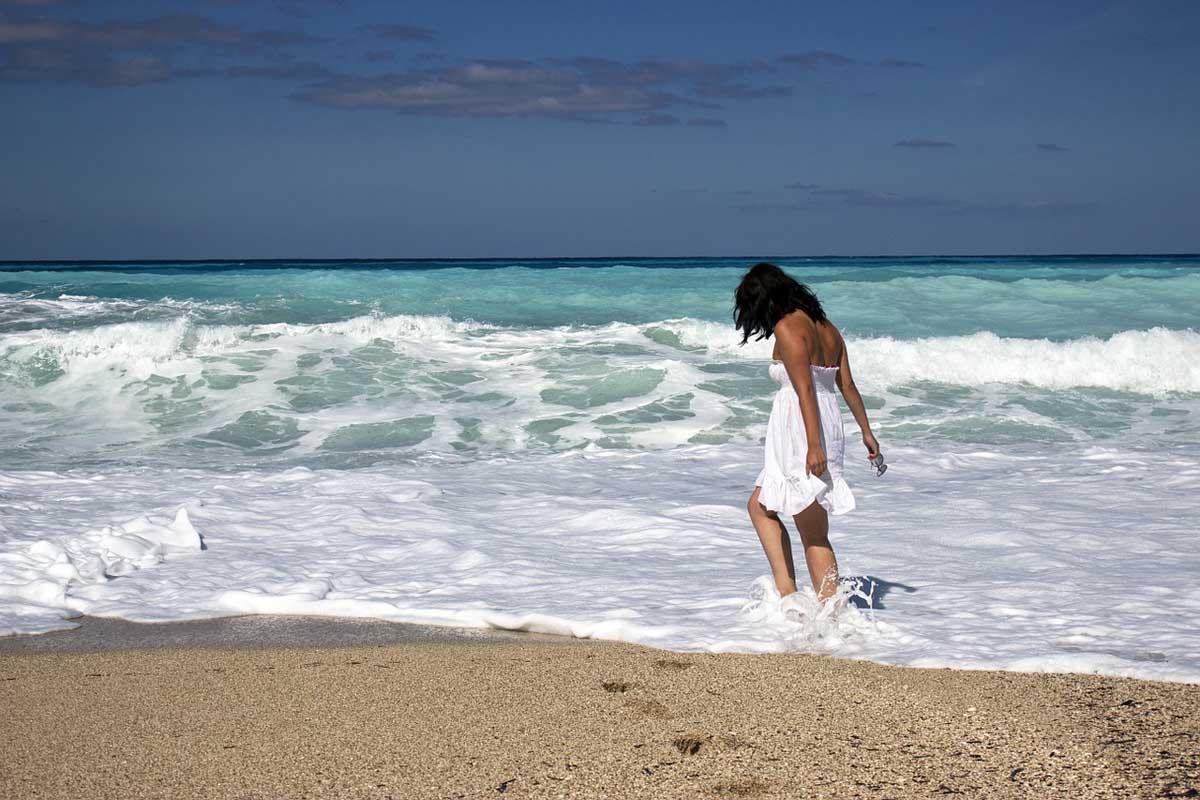 Strandstyle Meer Strandmode