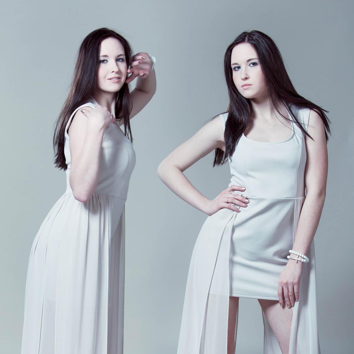Weiß Trendfarbe Allwhite