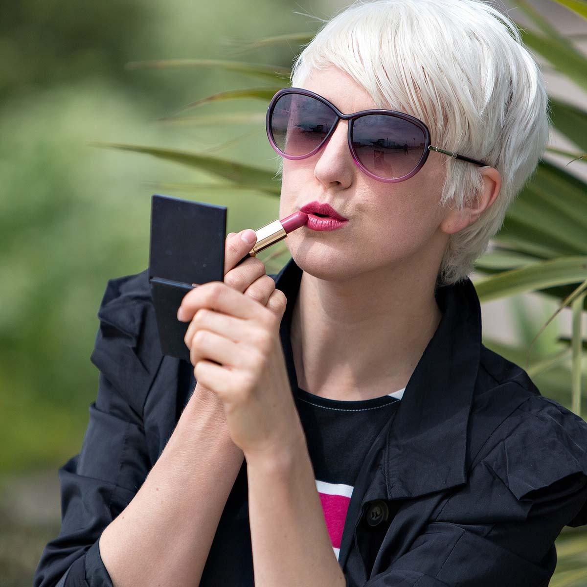 Lippenstift Makeup Schminken