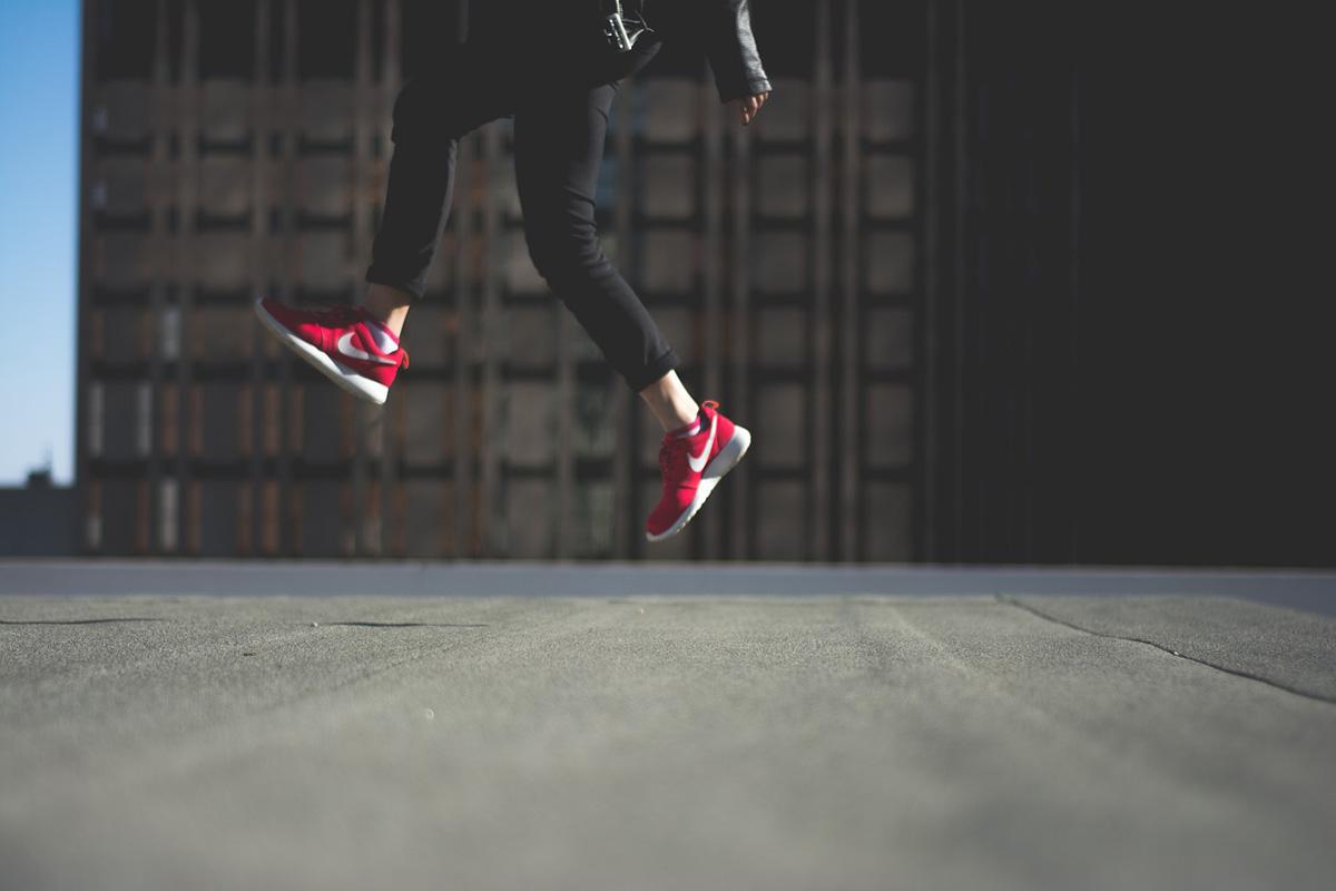 Nike Turnschuhe Sneaker