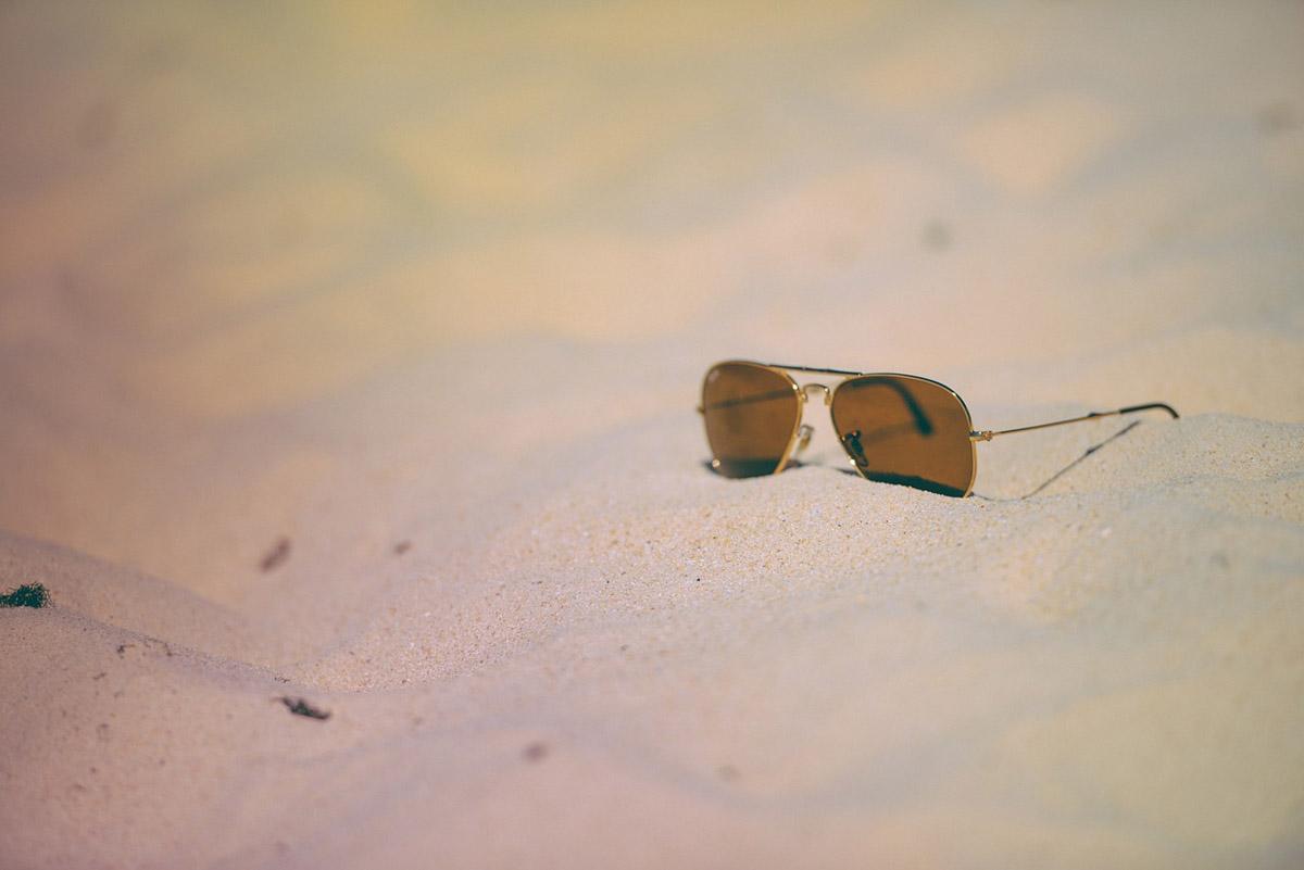 Strand Aviator Sonnenbrille