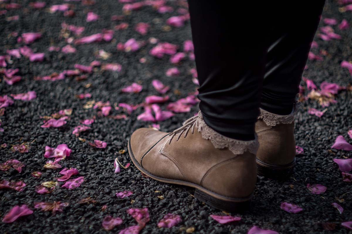 Samthose Ankle Boots