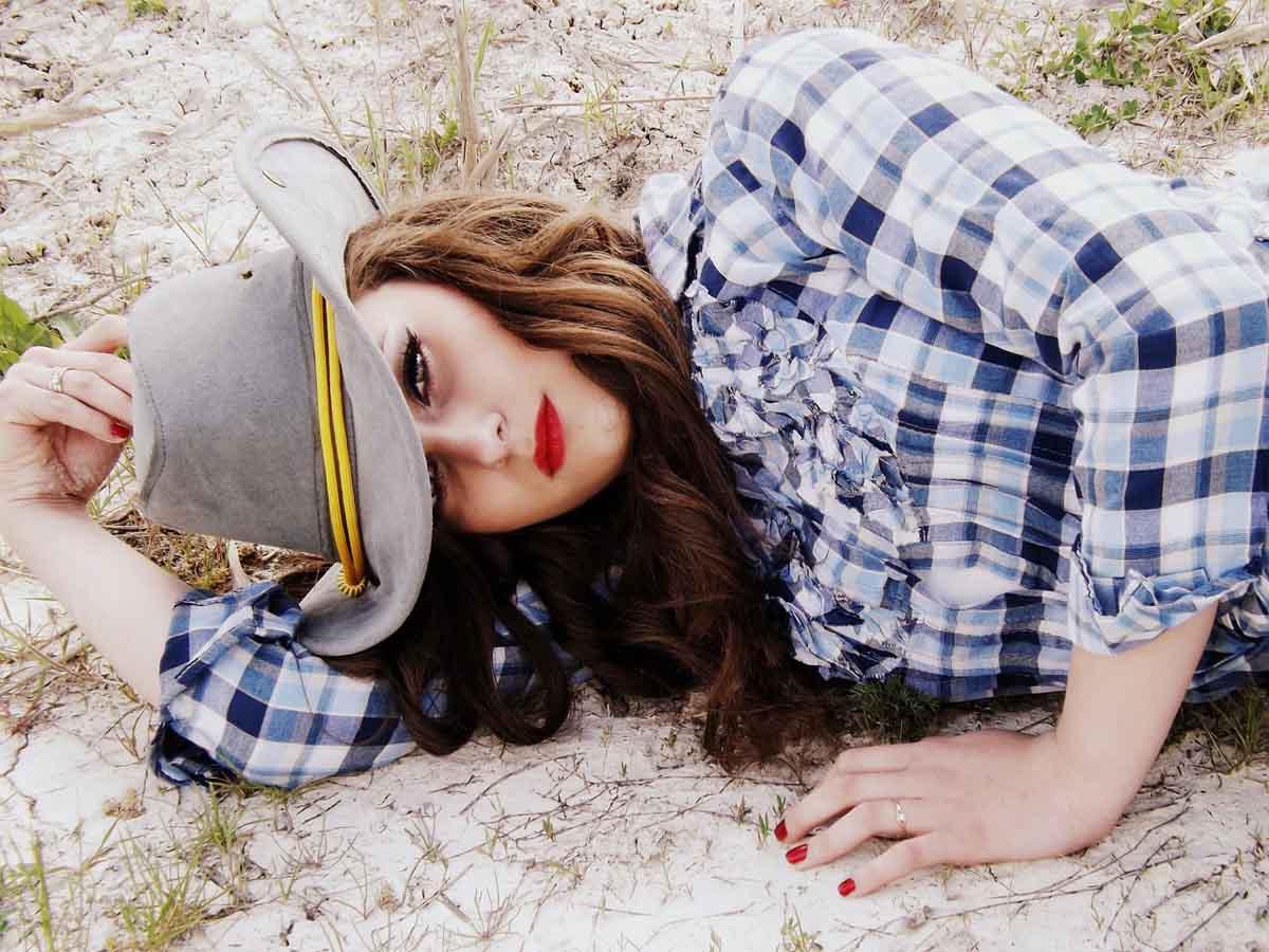 Cowgirl Karohemd Modetrend