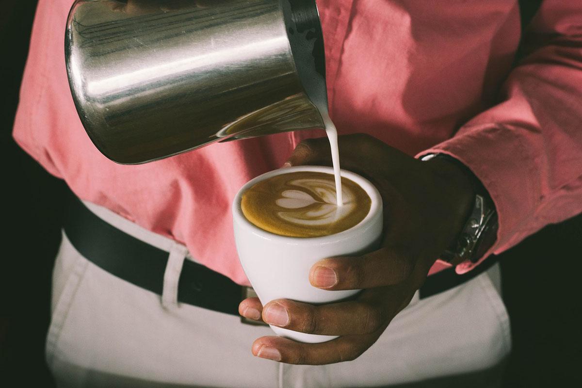 Barrister Kaffeekanne Kaffeetasse