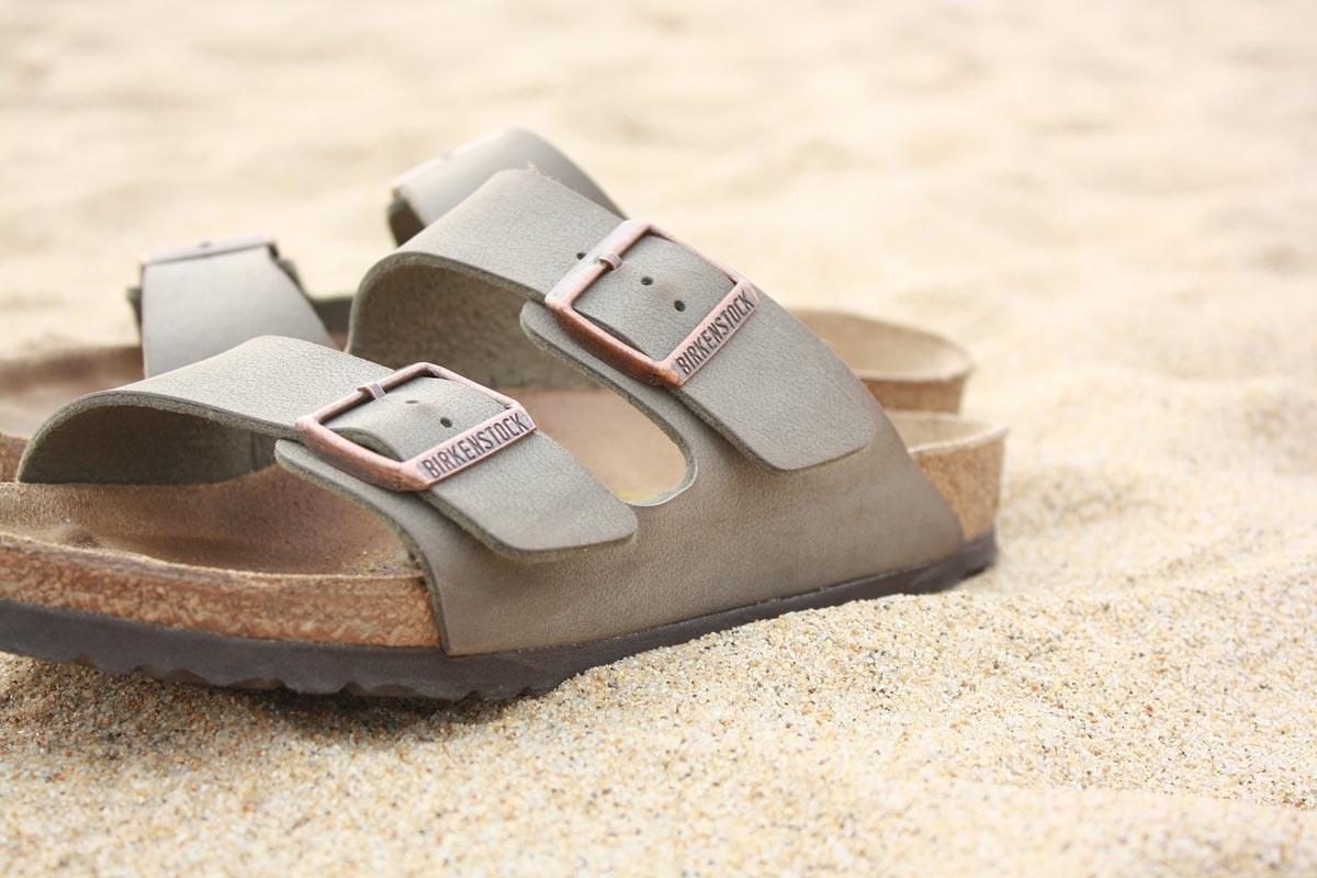 Birkenstock Sandale Schlappen