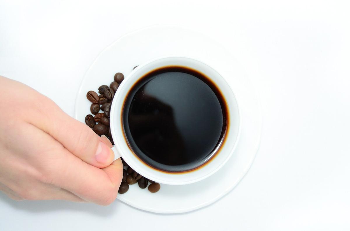Kaffee Kaffeetasse Kaffeebohnen