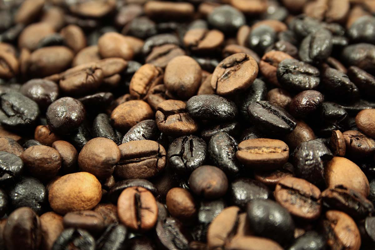 Kaffeebohnen Kaffee Bohnenkaffee