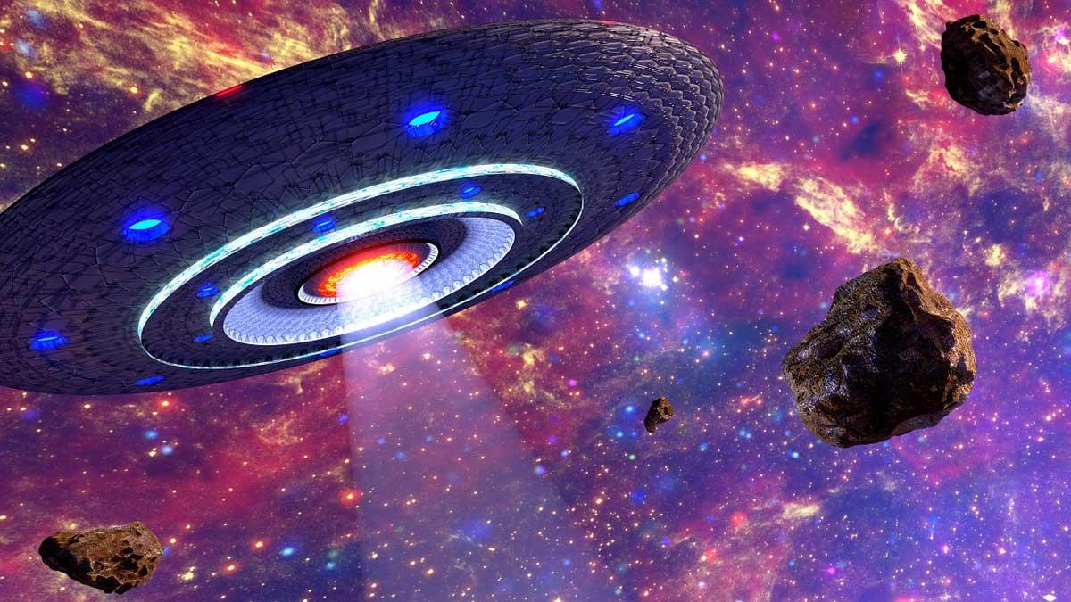 Alien Ufo Modetrend