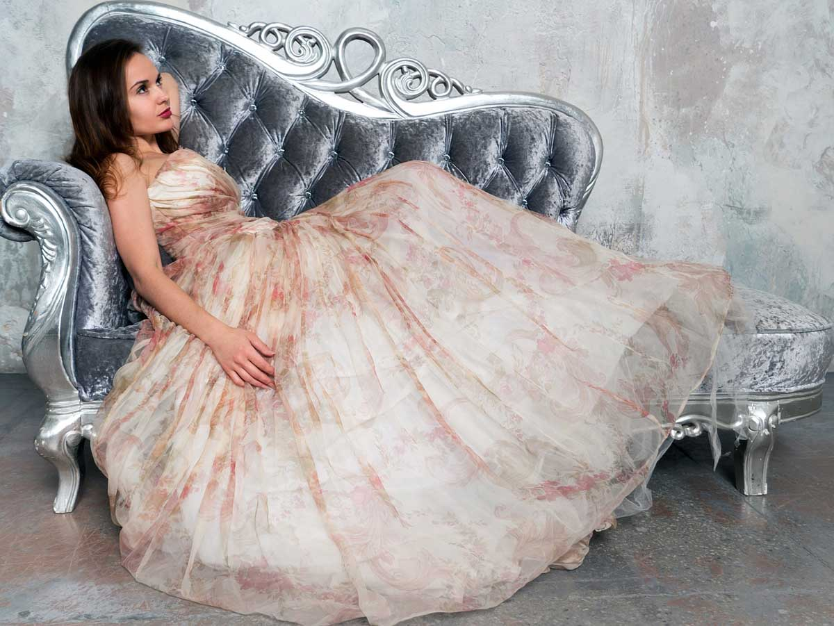 Ballkleid Abendkleid Kleid