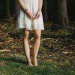 Damit´s mit dem Rock klappt: Schöne Beine im Handumdrehen