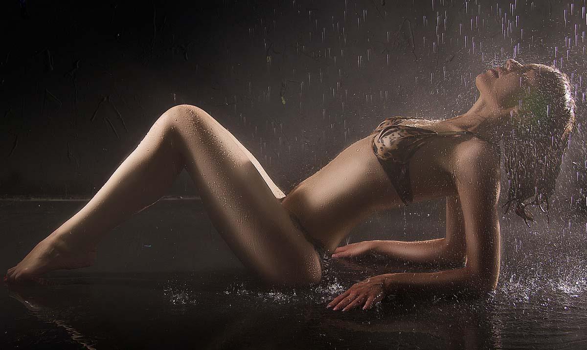 Wassershooting BH Beine