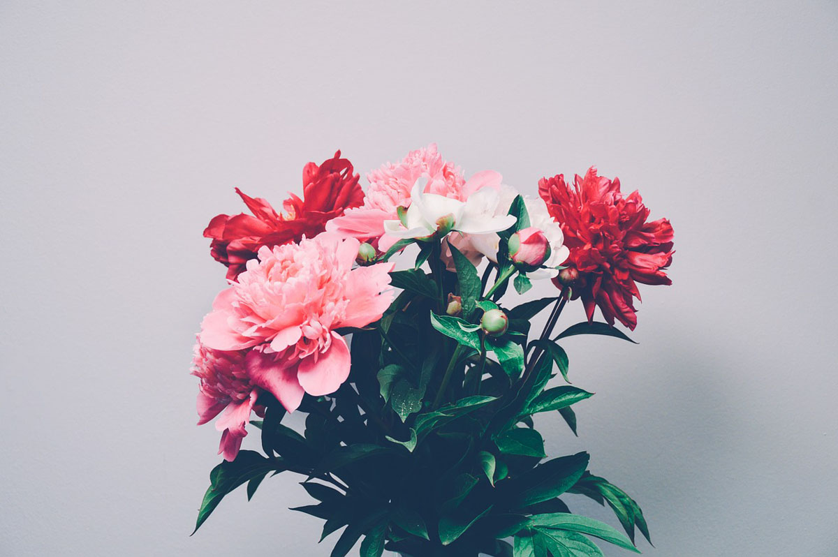 Blumenboquet Blumenstrauß Blumen