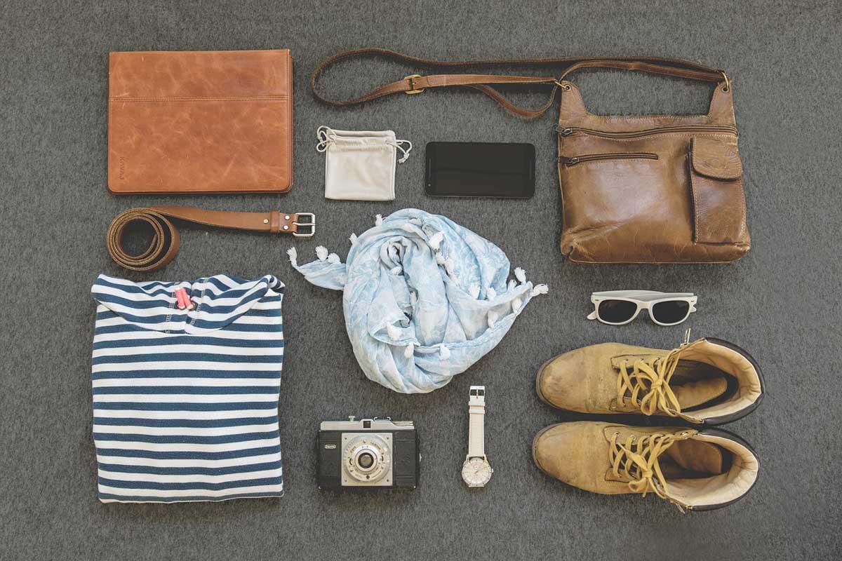 Fashion Tasche Einpacken