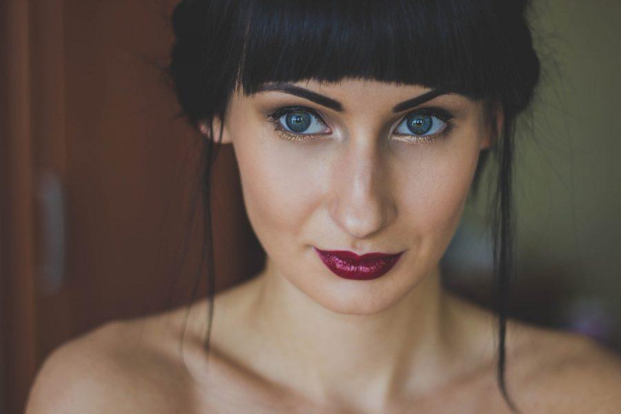 Frisur Lippenstift Makeup
