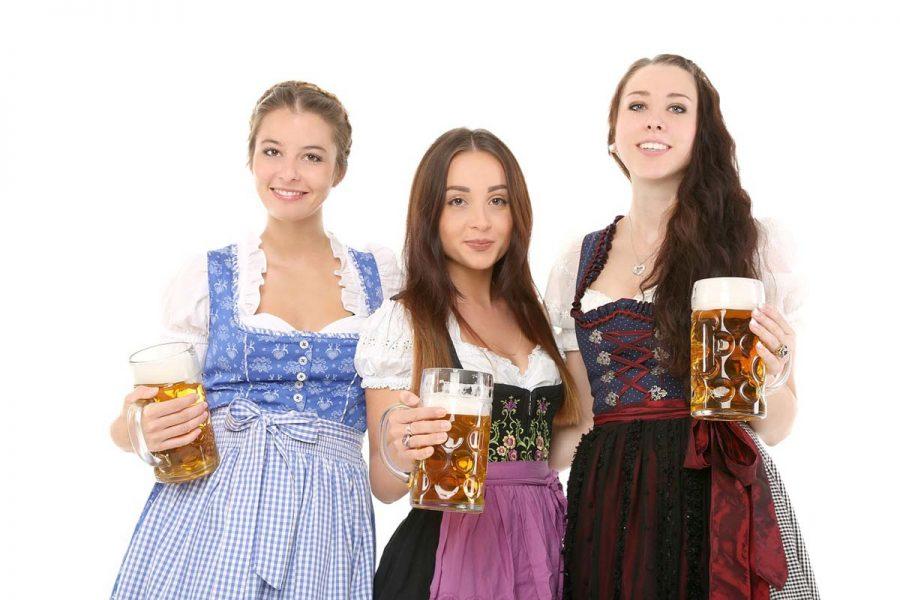 Oktoberfest Dirndl Bier