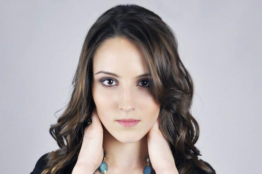 Makeup Gesicht Frau
