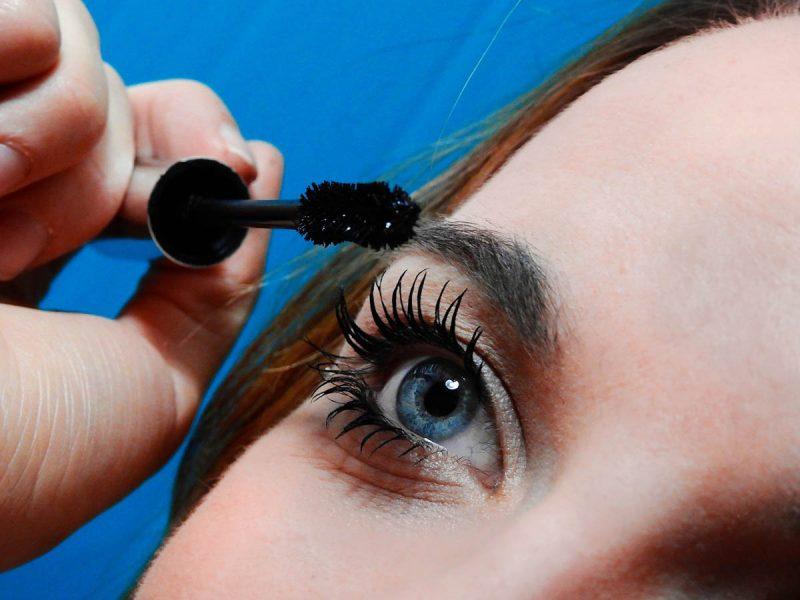 Mascara Augen Wimpern