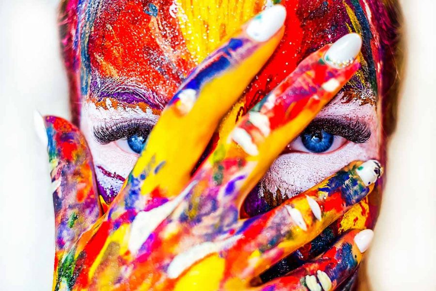 Paint Make Up