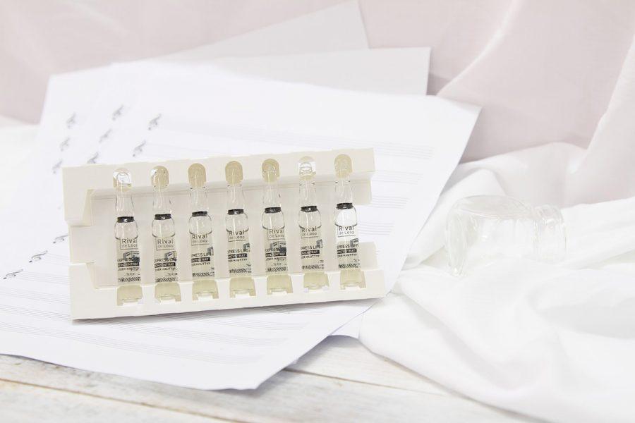 Serum Hyaluron Ampulle