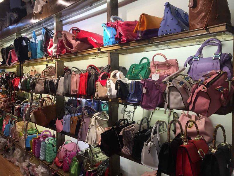 Taschengeschät Taschen Tasche