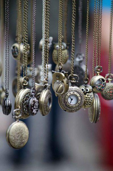 Taschenuhren Schmuck Uhren
