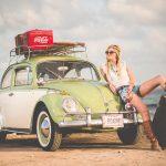 Reduzierte Urlaubsgarderobe & einfaches Kofferpacken