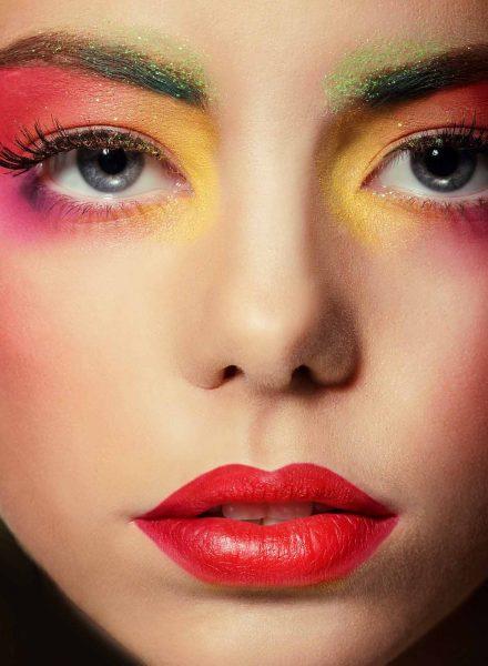 make up lidschatten lippenstift
